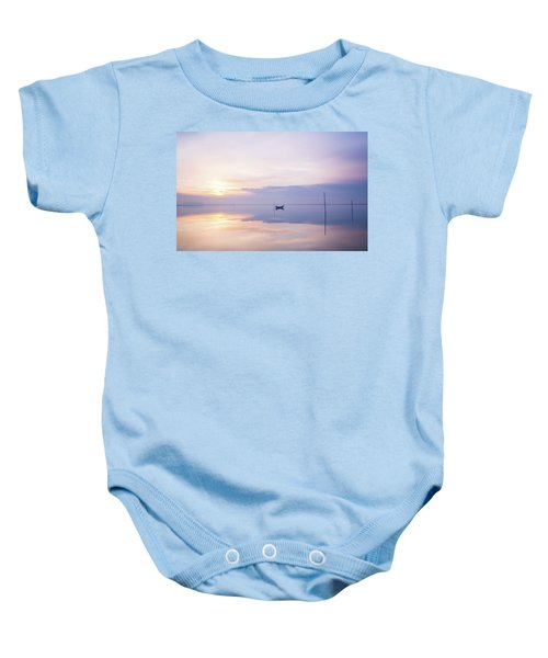 Lonely Mister Lonely Baby Onesie
