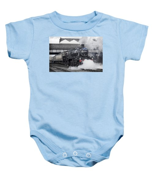 Loughborough Departure Baby Onesie