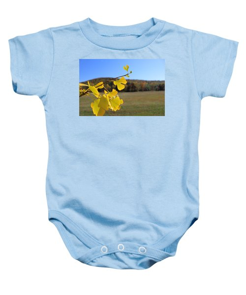 Love Is In The Air Baby Onesie
