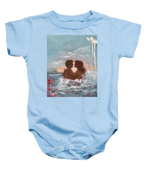 Lovers Baby Onesie