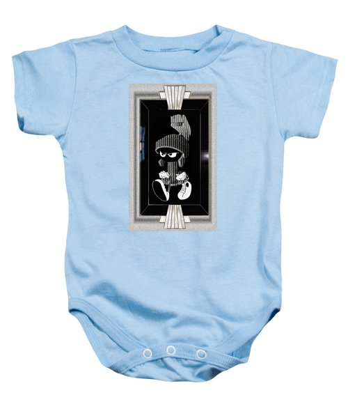Mad Marvin Baby Onesie