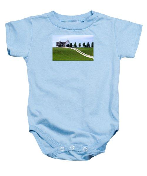 Manchester Farm Baby Onesie