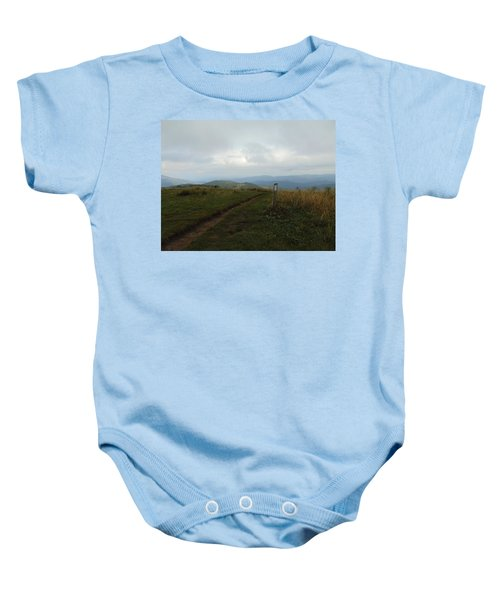 Max Patch Baby Onesie