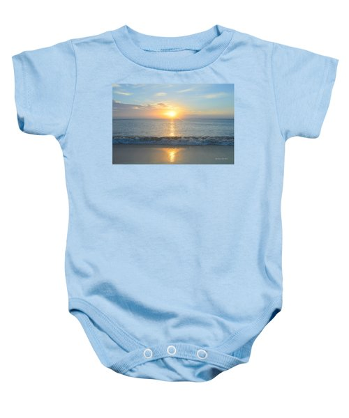 May 23 Sunrise Baby Onesie