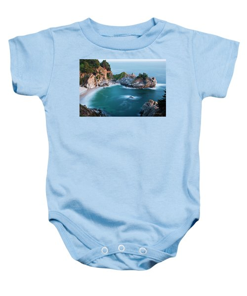 Mcway Bay Baby Onesie