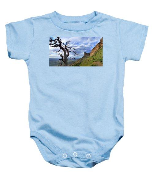 Mesa Verde Mood Baby Onesie