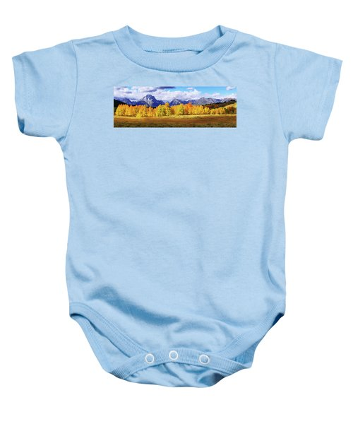 Moment Baby Onesie by Chad Dutson