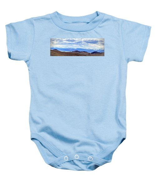 Mono Lake From Bodie Hills Baby Onesie