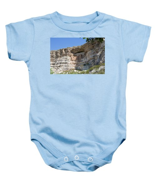 Montezuma Castle National Monument Arizona Baby Onesie