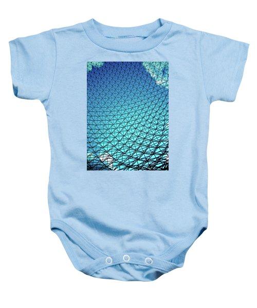 Montreal Biosphere Baby Onesie