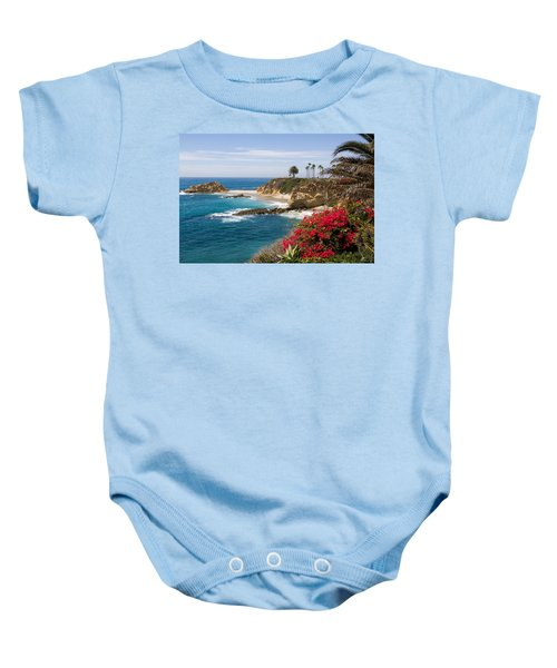 Morning Light Montage Resort Laguna Beach Baby Onesie