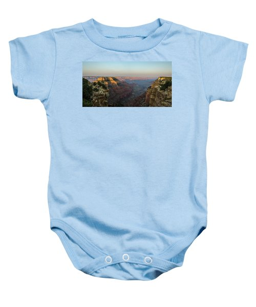 Morning Lights Wotans Throne Baby Onesie