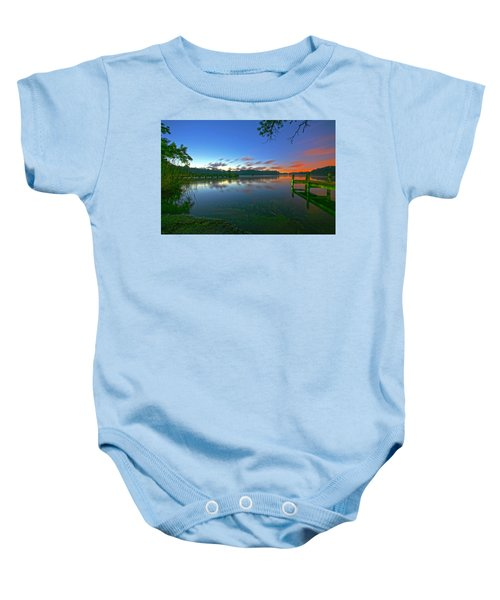 Morning Star Baby Onesie