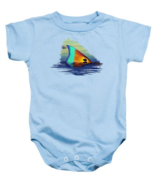Morning Stroll Baby Onesie by Kevin Putman