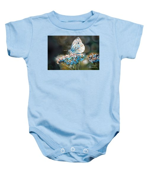 Morning Tea Baby Onesie