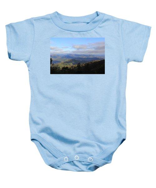Mountain Landscape 2 Baby Onesie