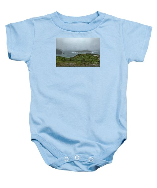 Mullion Cove Baby Onesie