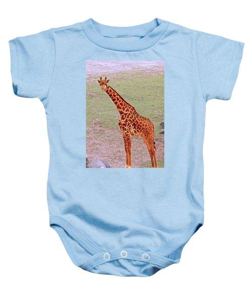 My Giraffe Baby Onesie