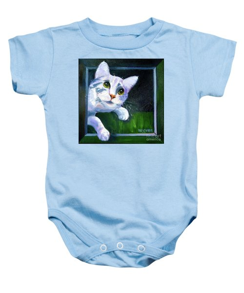 Till There Was You Baby Onesie