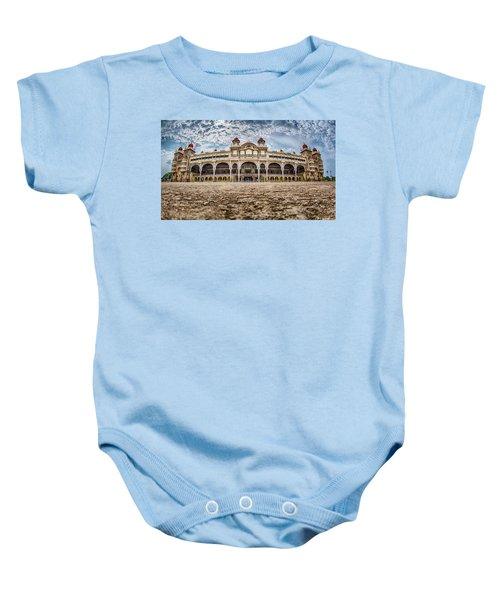 Mysore Palace Baby Onesie