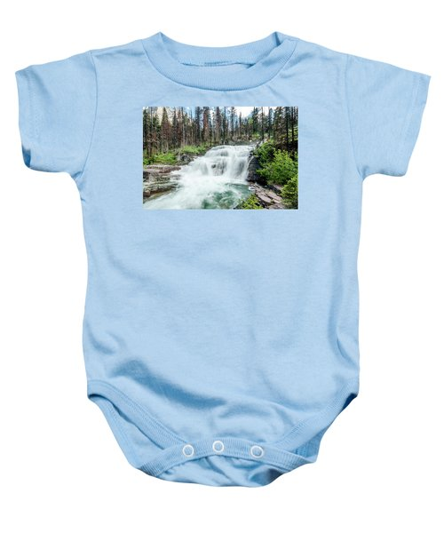 Nature Finds A Way Baby Onesie
