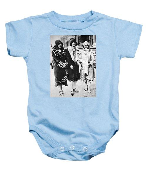 New York - Harlem C1927 Baby Onesie by Granger