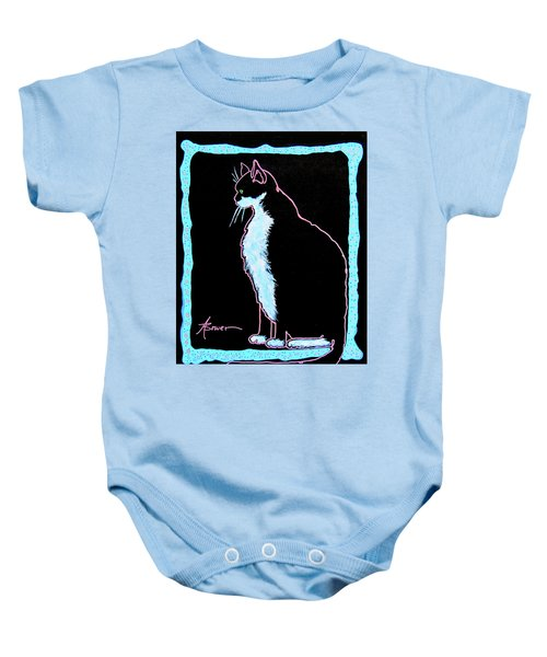 Night Watch  Baby Onesie