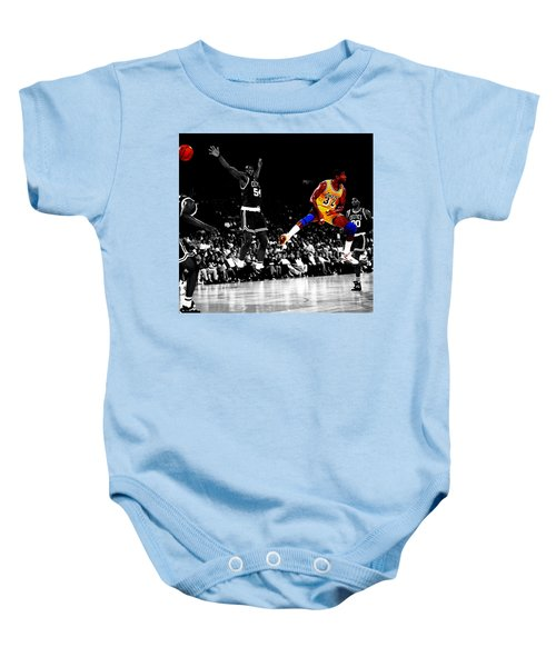 No Look Pass 32 Baby Onesie