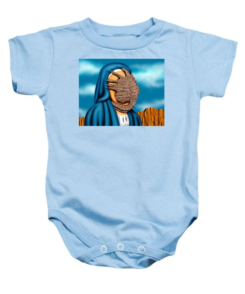 Not So Immaculate Conception Baby Onesie
