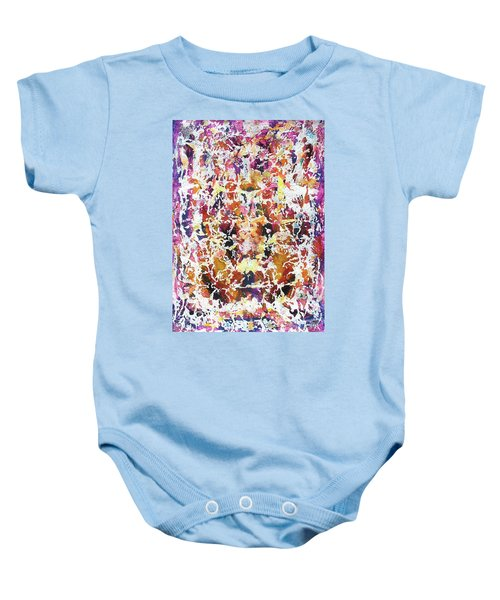 6-offspring While I Was On The Path To Perfection 6 Baby Onesie