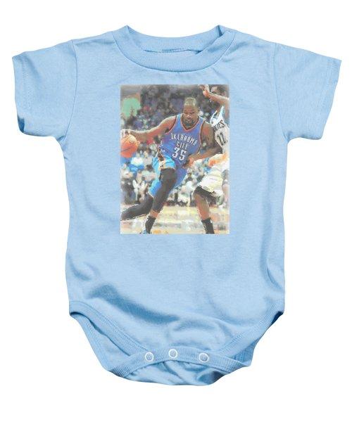 3e30ce9f8 Oklahoma City Thunder Baby Onesies