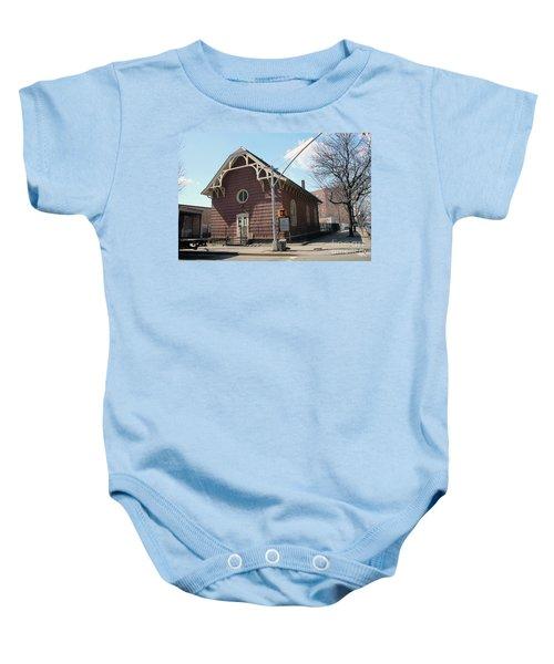 Old St. James Church  Baby Onesie