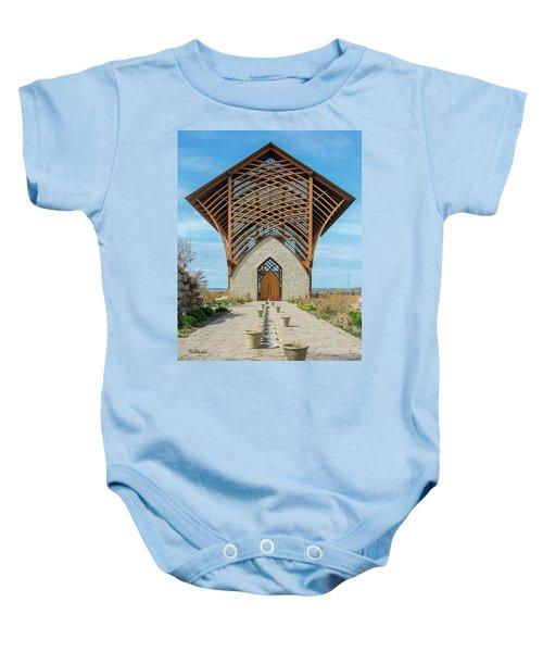 Omaha Holy Family Shrine Baby Onesie