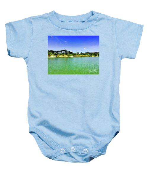 Once Upon A Crime Baby Onesie