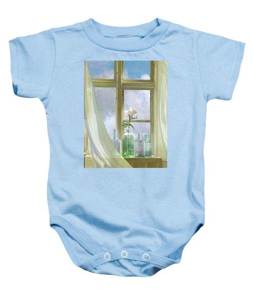 Open Window Baby Onesie