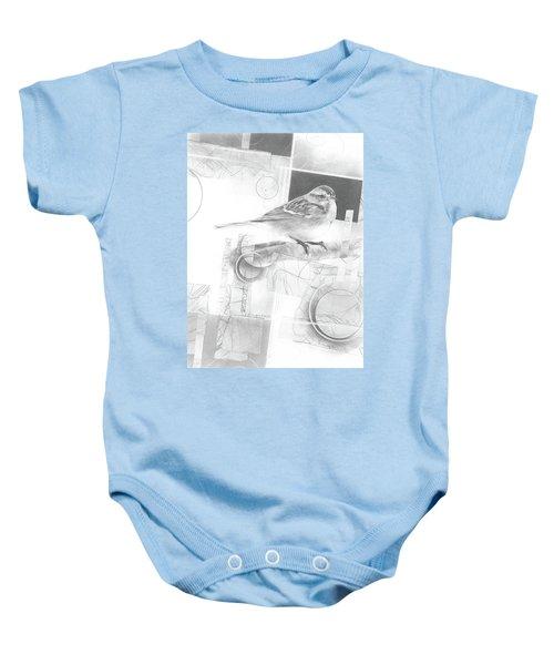 Orbit No. 1 Baby Onesie