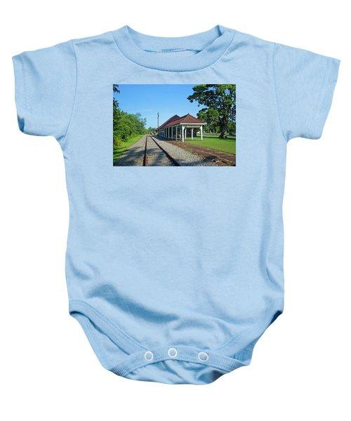 Orchard Park 1004 Baby Onesie