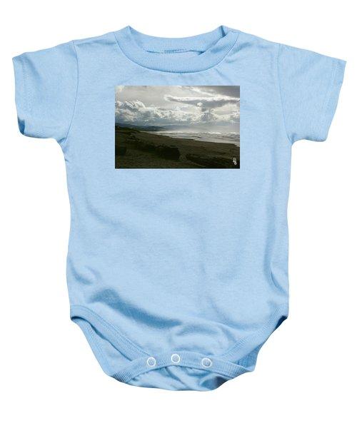 Oregon Coast 10 Baby Onesie