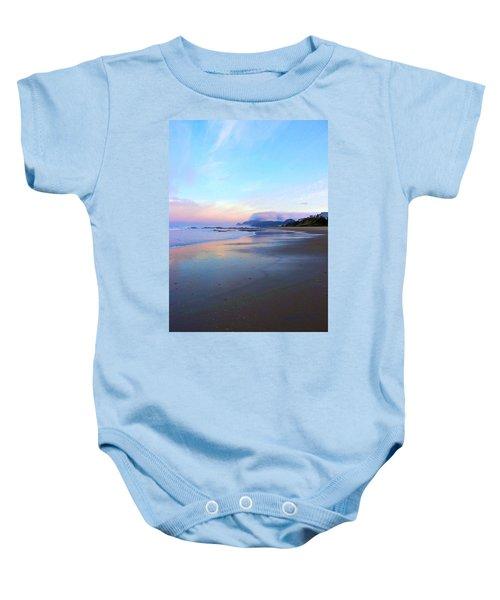 Oregon Coast 4 Baby Onesie