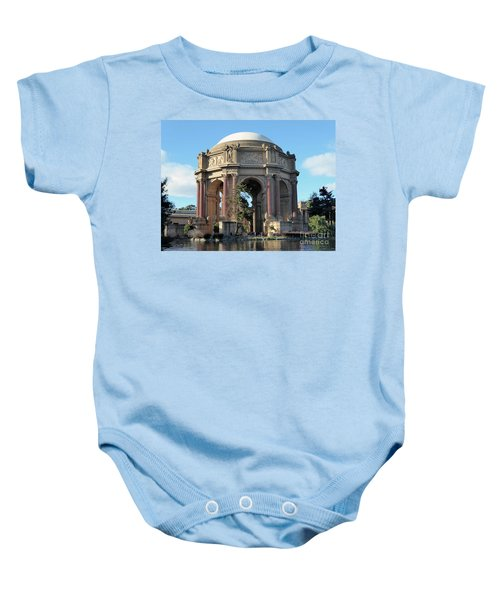 Palace Of Fine Arts Baby Onesie