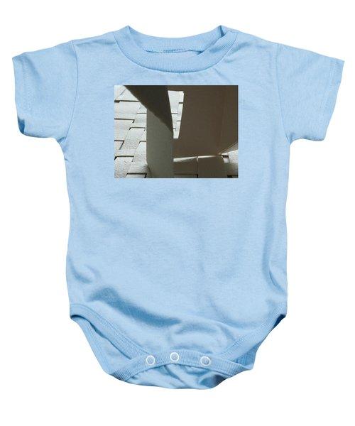 Paper Structure-1 Baby Onesie
