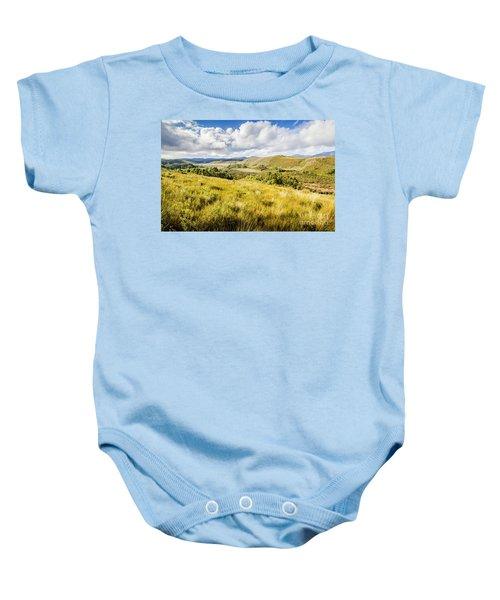 Parting Creek Regional Reserve Tasmania Baby Onesie