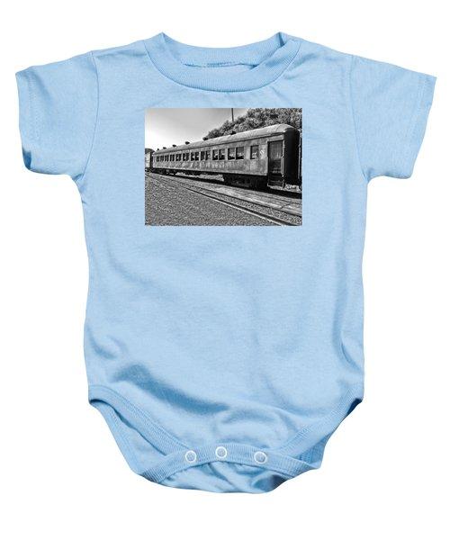 Passenger Ready Baby Onesie