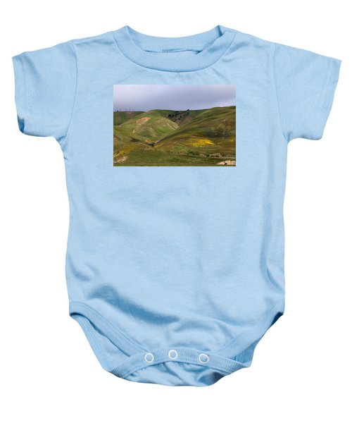 Peace Valley Baby Onesie