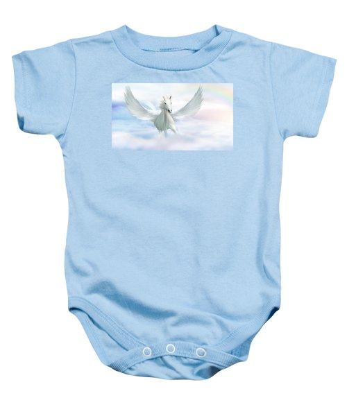 Pegasus Baby Onesie by John Edwards