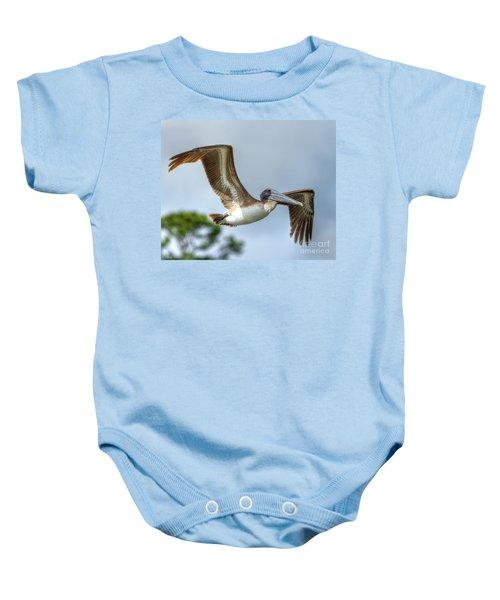 Pelican-4443 Baby Onesie
