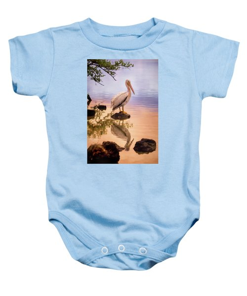 Pelican Connection 2 Baby Onesie