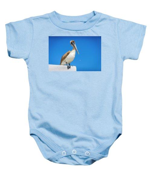 Pelican Baby Onesie