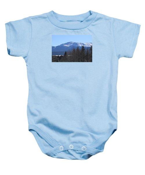 Pikes Peak Cr 511 Divide Co Baby Onesie