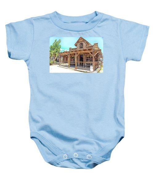 Pioneertown, Usa Baby Onesie